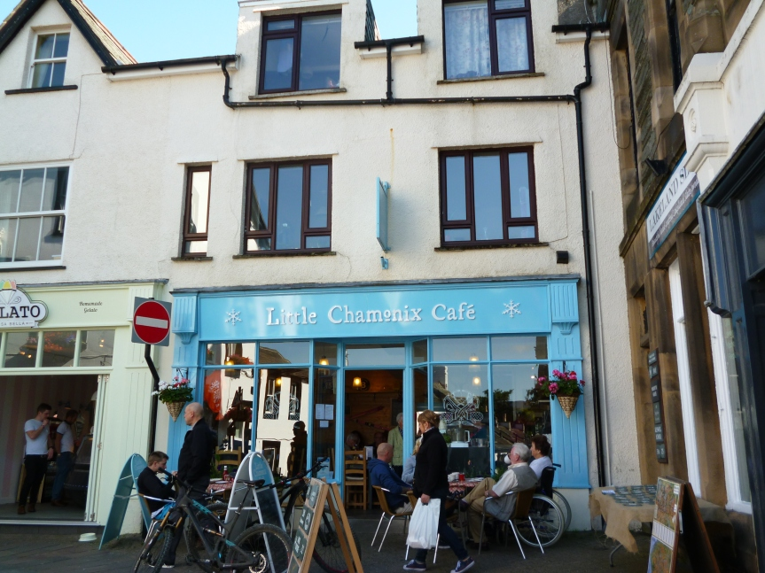 Little Chamonix Cafe, Keswick